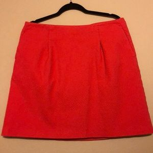 Boden Skirt — size US 12R, 97% cotton, 3% elastane